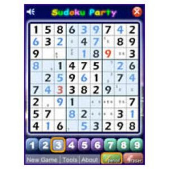 Sudoku Party