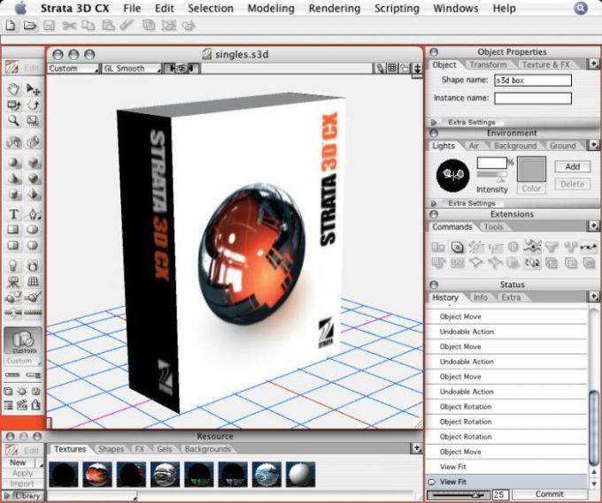 strata 3d cx for mac download