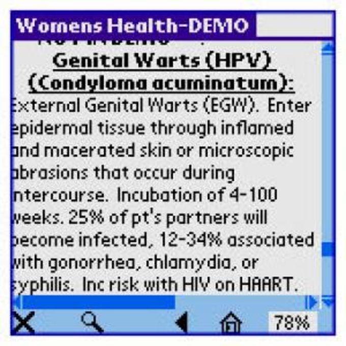 Clinical Womens Health