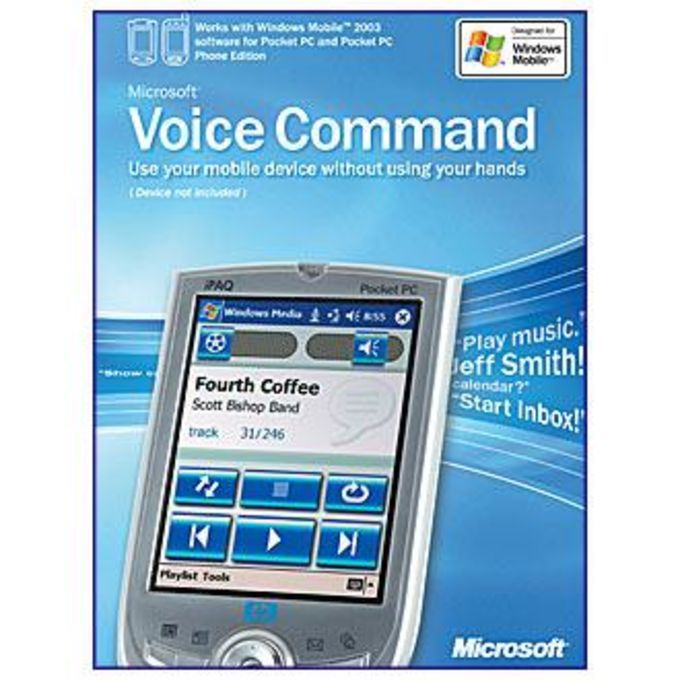 Microsoft Voice Command