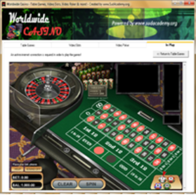 Worldwide Casino