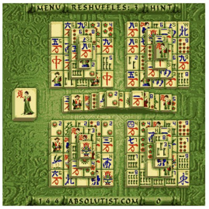 Absolute Mahjong