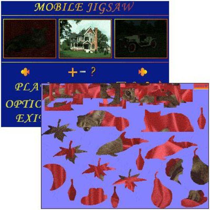 Mobile Jigsaw