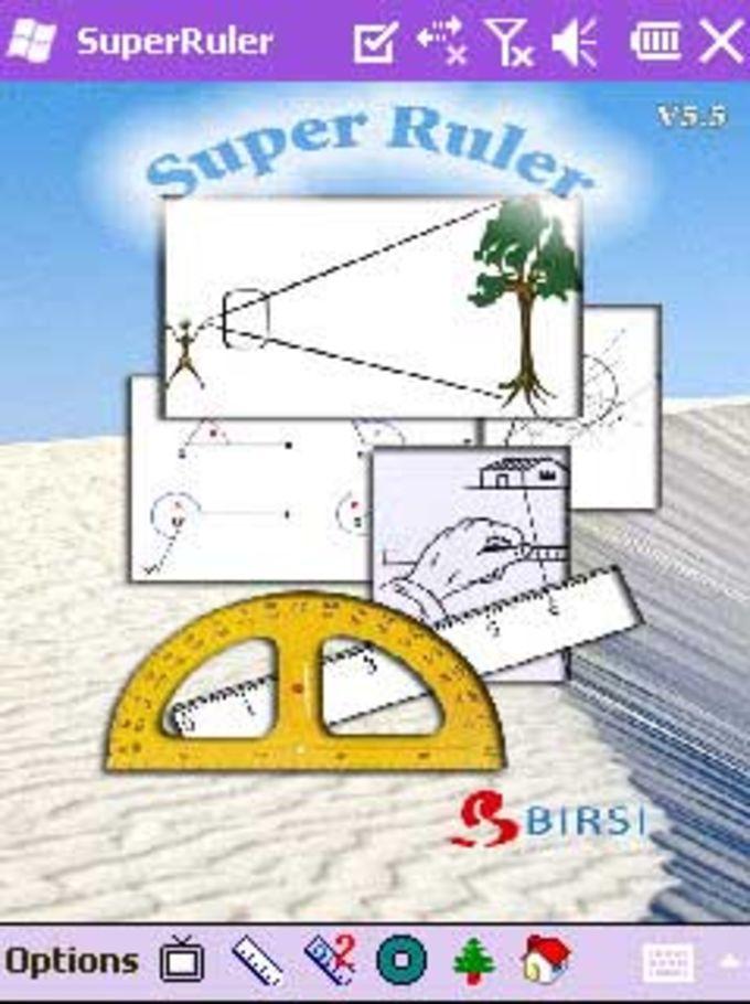 Super Ruler