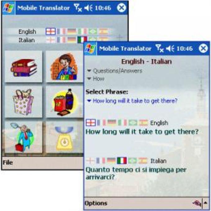 Mobile Translator