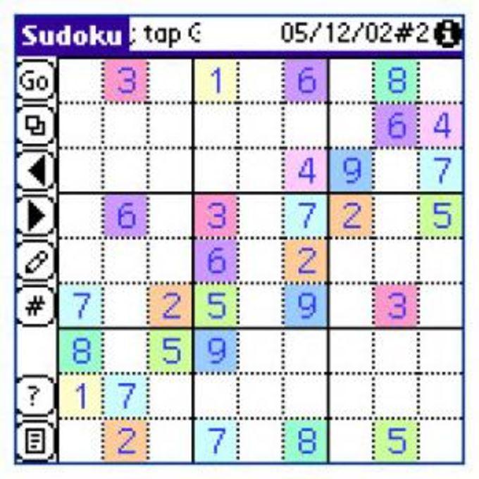 Scss Sudoku