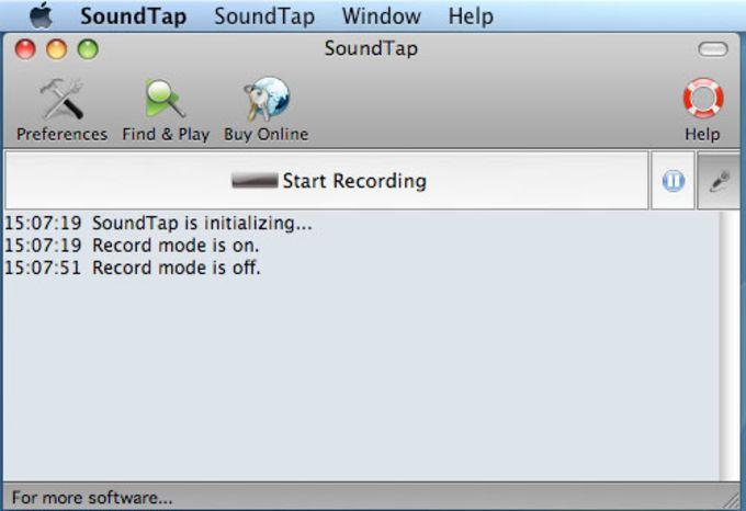 SoundTap