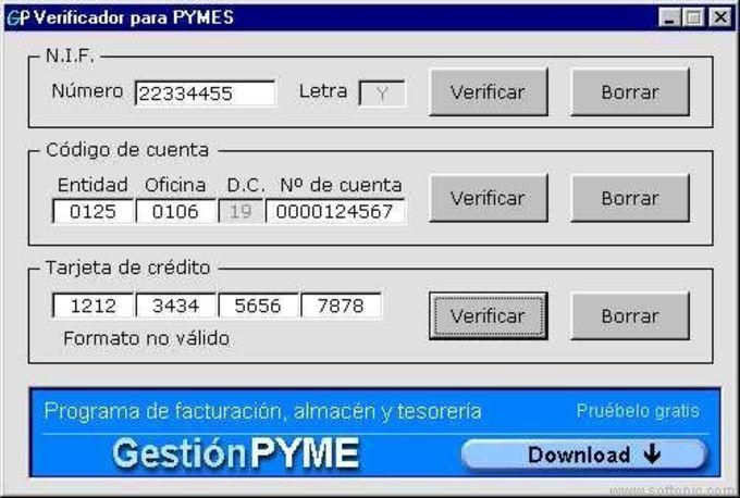 Verificador para PYMES
