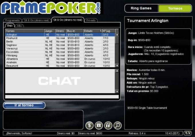 Prime Poker