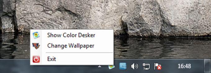 Color Desker