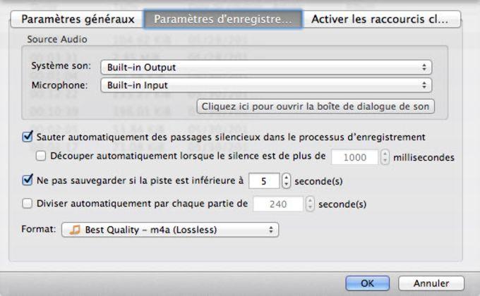 Apowersoft Enregistreur Audio pour Mac