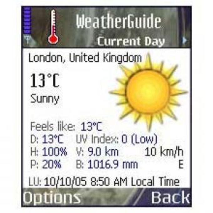 WeatherGuide