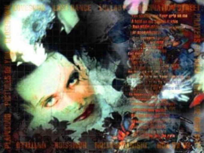 Cure - Disintegration Theme
