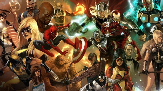 Avengers Theme for Windows 7