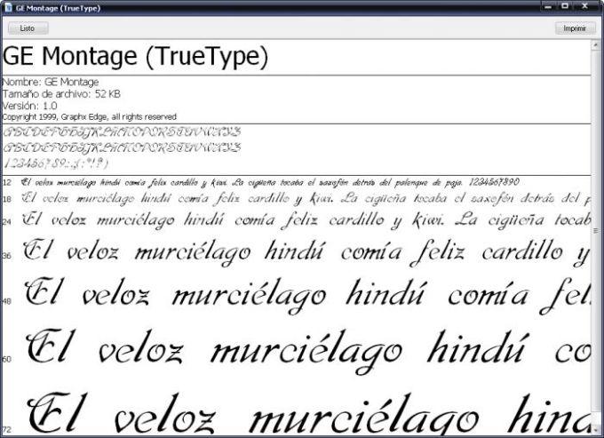 Absolute Script Fonts
