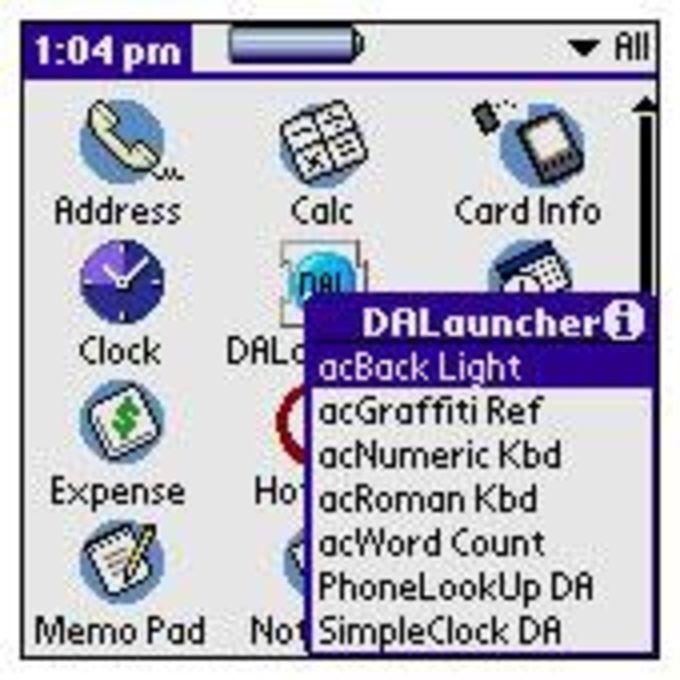 DA Launcher