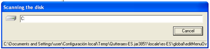 Primitive Disk Indexer