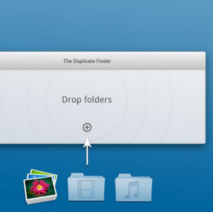 The Duplicate Finder