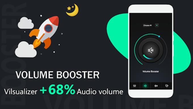Super Sound Volume Booster  Bass Booster 2018
