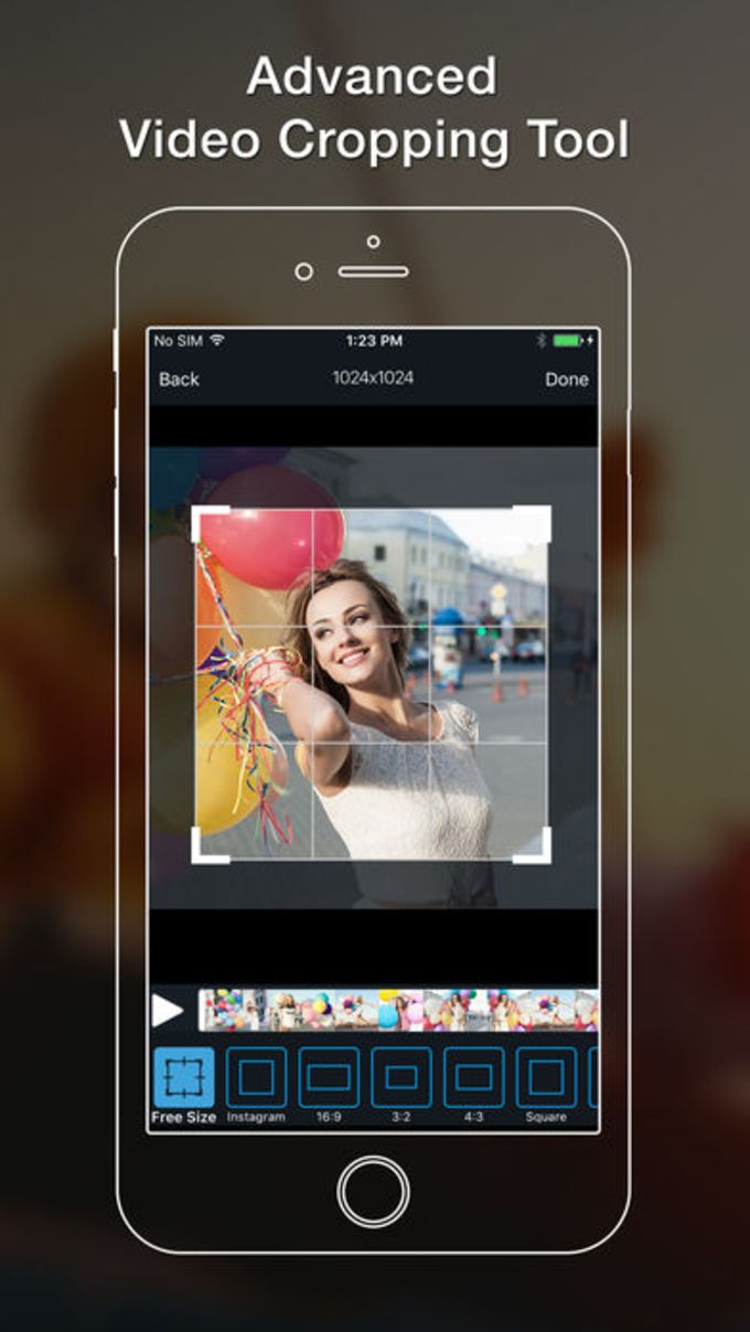 Crop Video - Cut Videos Editor To Trim & Split Vid