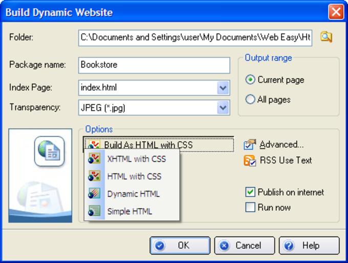 webeasy download