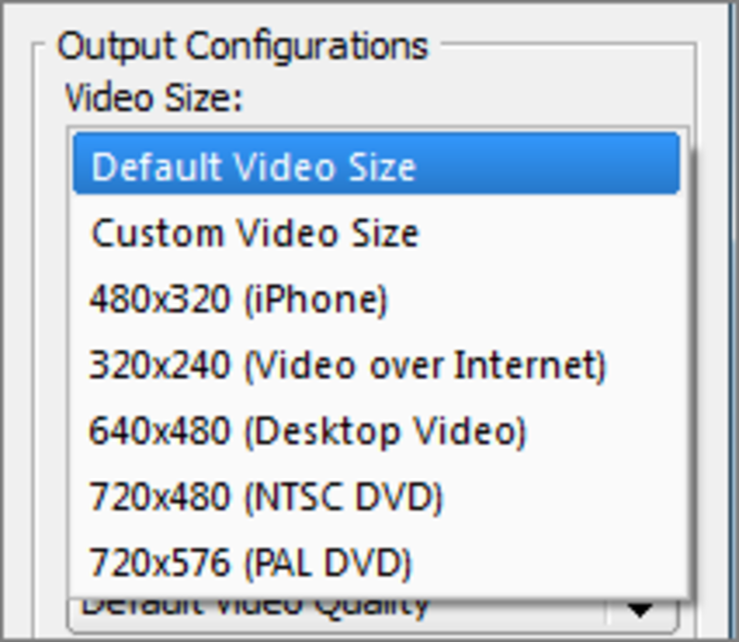 Audio/Video Converter