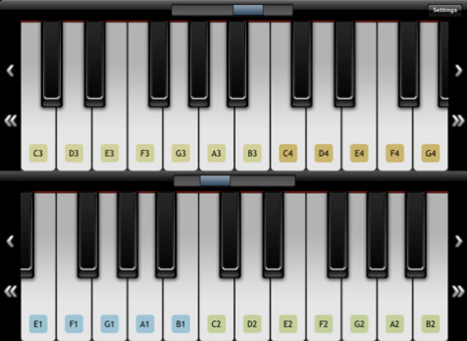 Virtuoso Piano Free 2