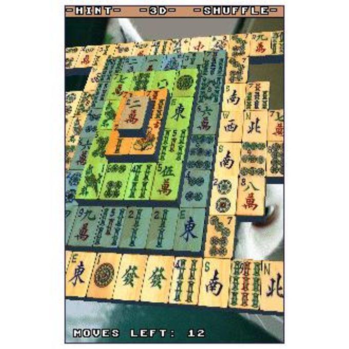 Mahjongg Deluxe 3D UIQ