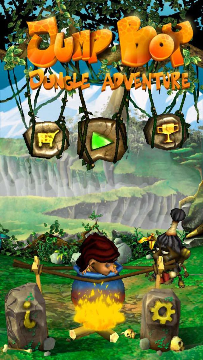 JumpBoy : Jungle Adventure