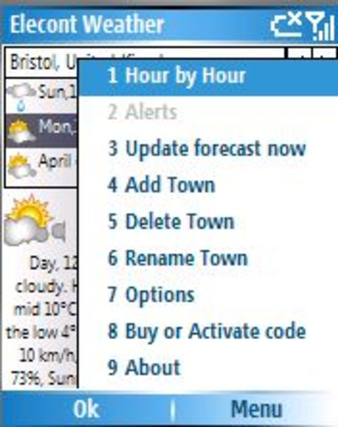 Elecont Weather