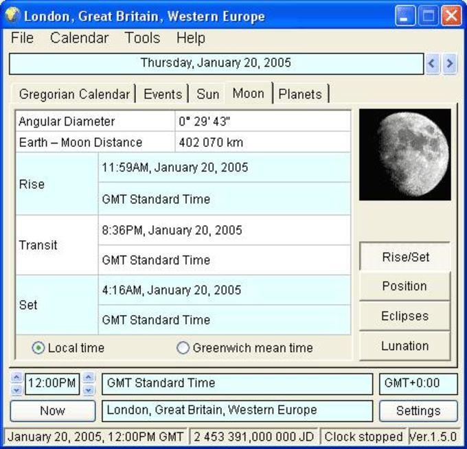 Millennia Calendar