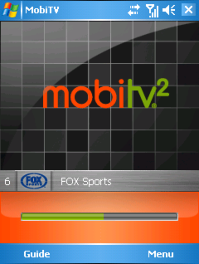 MobiTV for Pocket PC