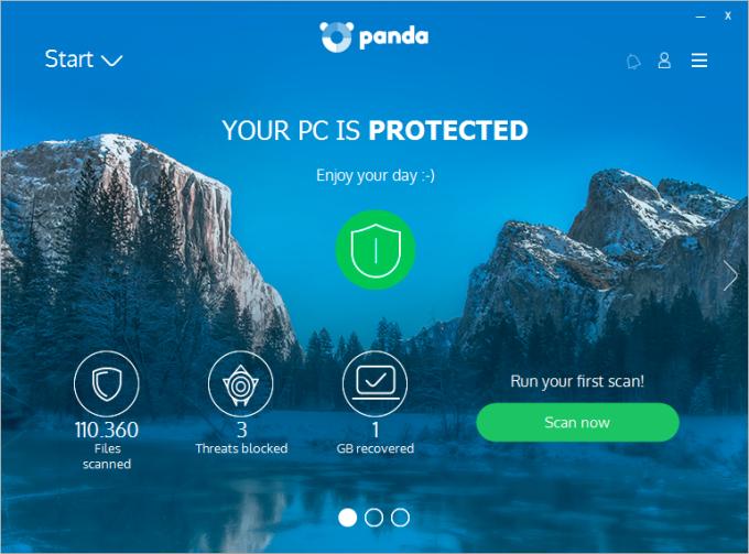 Panda Protection Service