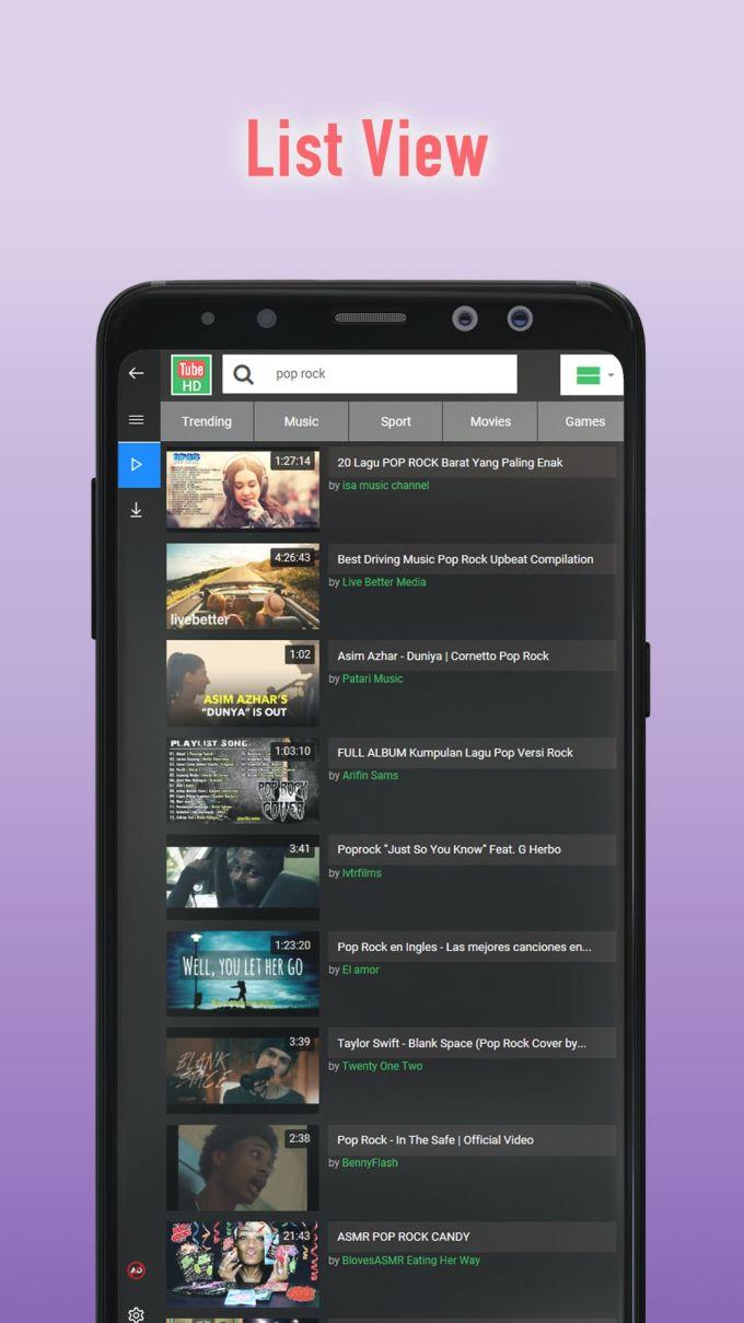 Youtube videos downloader HD