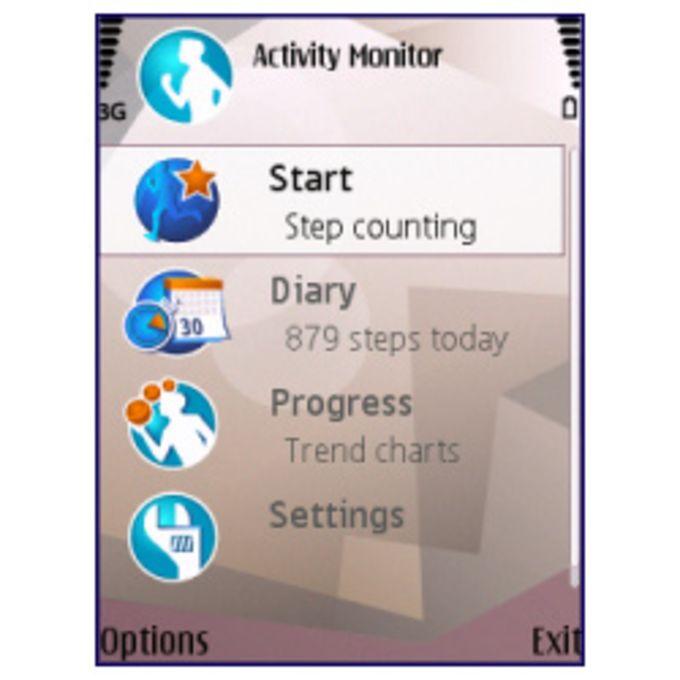 Nokia Activity Monitor