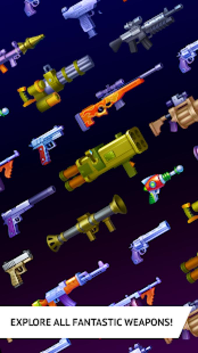 Flip the Gun  Simulator Game