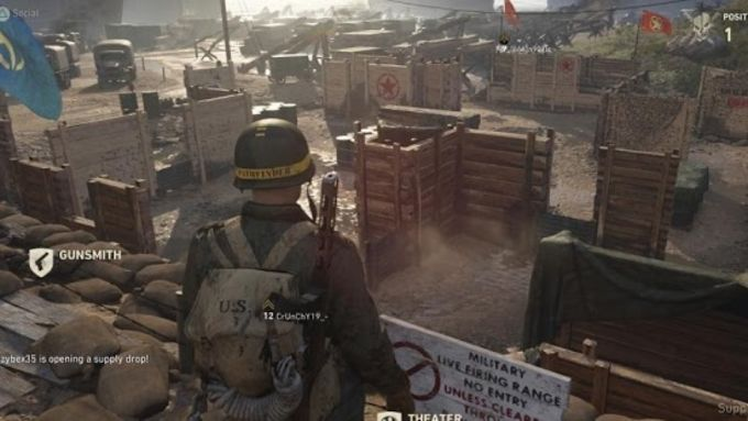 CALL OF DUTY WWII BETA