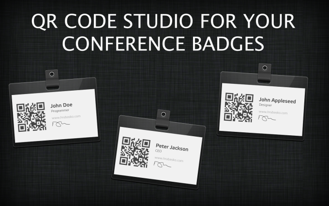 Contacts to QR Codes Pro