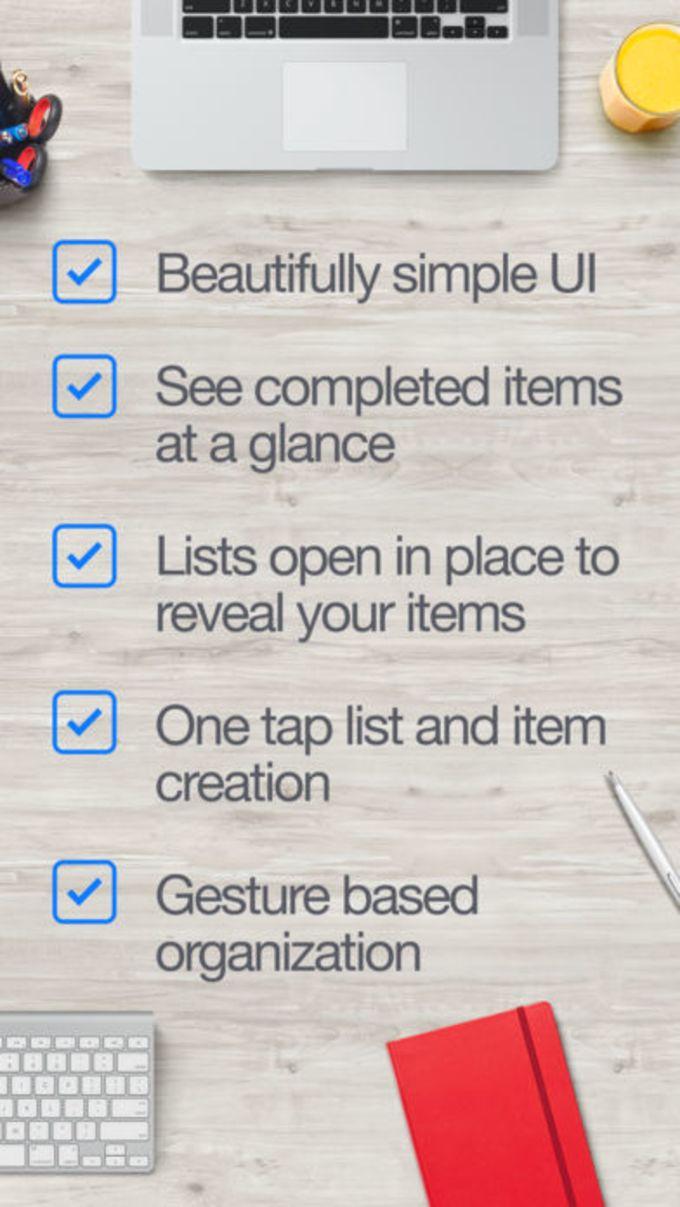 Checklist+