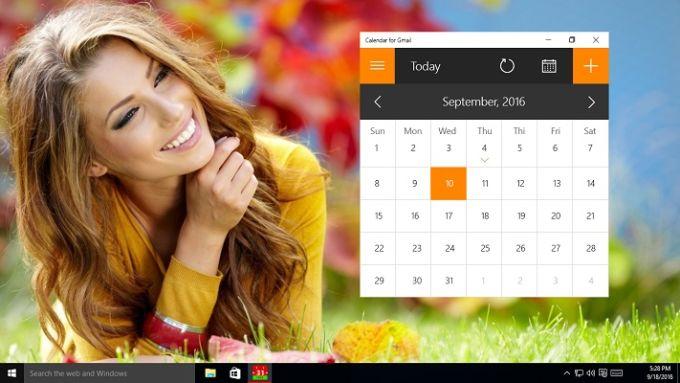 Calendar for Gmail