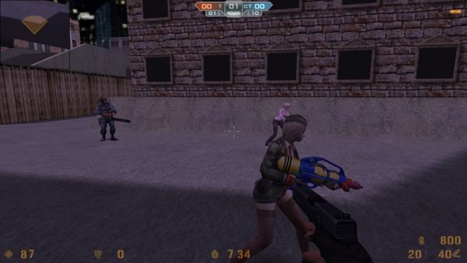 Counter Strike Ultimate