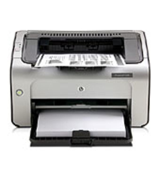 HP LaserJet P1008 Printer drivers