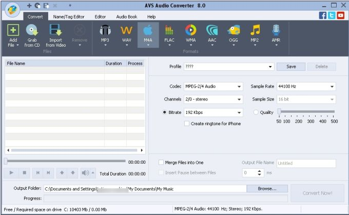 avs audio converter virus