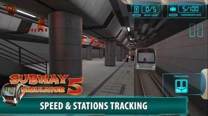 Beijing Subway Simulator