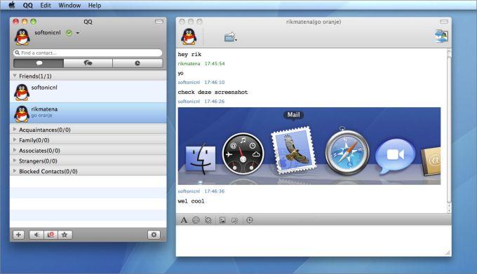 QQ Messenger