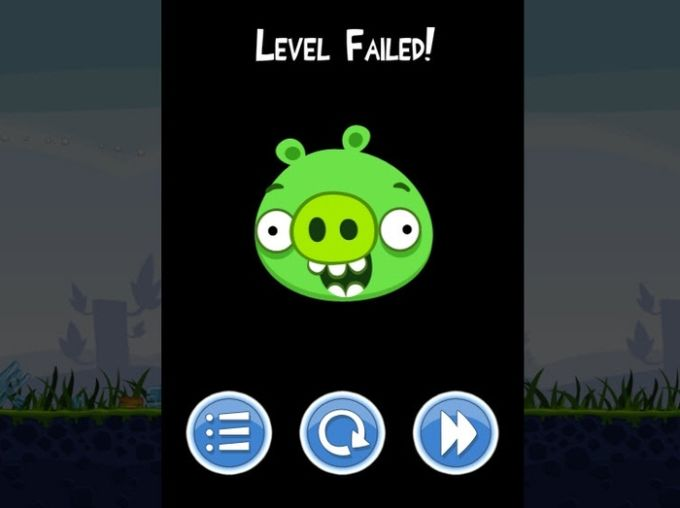 Angry Birds Friends sur Facebook