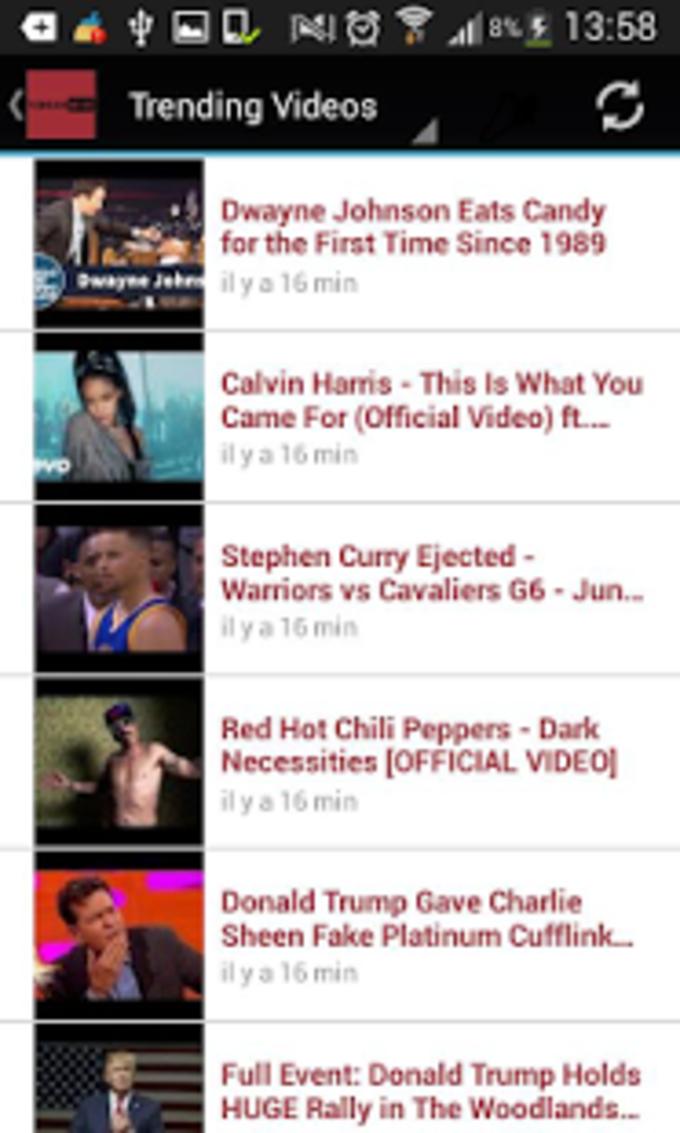 Videos X Hub