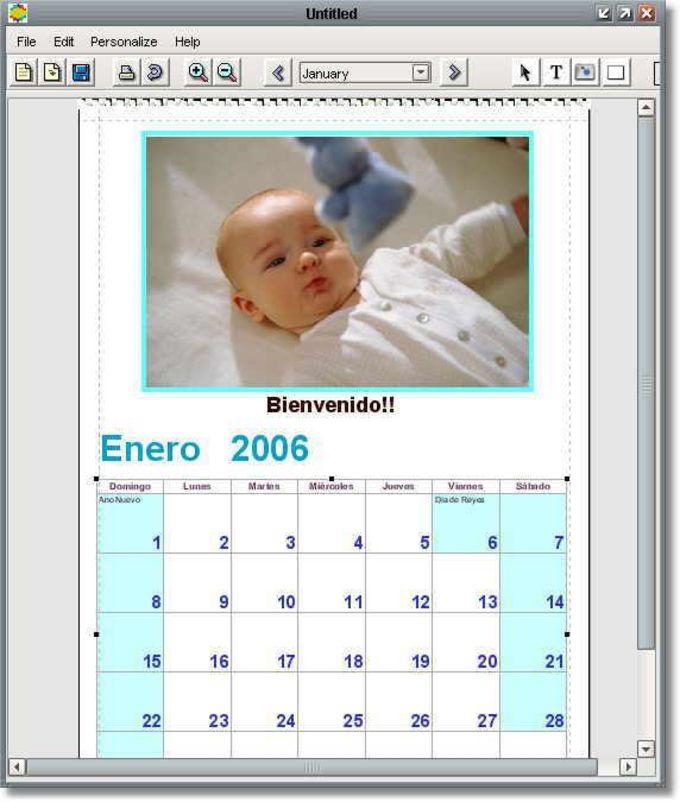 My Photo Calendars