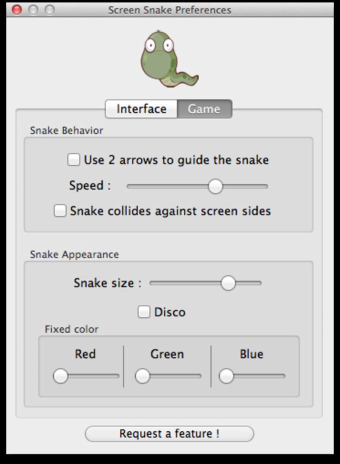 Screen Snake