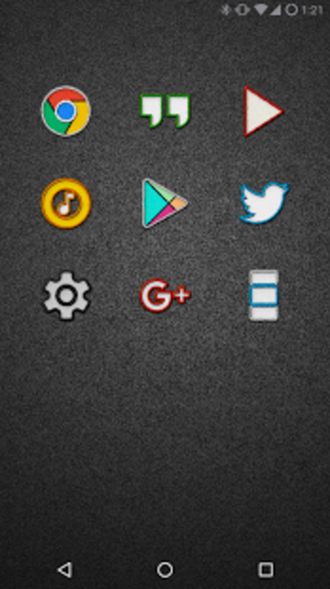 STITCH - Icon Pack